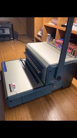 Биндер D&A art S160 сшиватель бумаги брошуратор