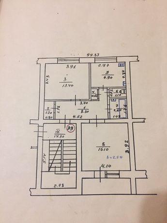 Продам или обменяю квартиру в поселке Славяносербск Луганская область