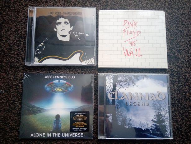 Pink Floyd, Lou Reed, 4cd nowe