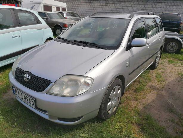 Toyota Corolla Kombi  1,4 benzyna  2004 r - od właściciela