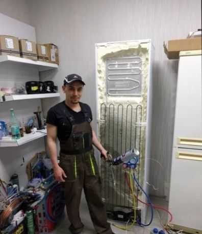 Діагностика / ремонт холодильников, холодильників та морозильних камер