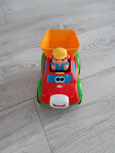 Auto wywrotka gra i jeździ