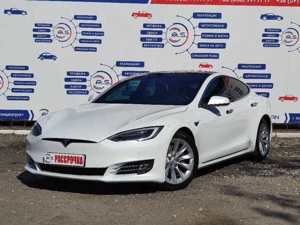 продам Tesla Model S 2016 можно в рассрочку