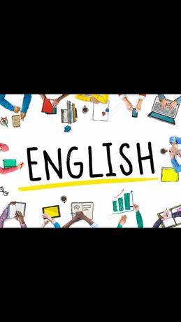 Репетитор англійської мови онлайн та оффлайн