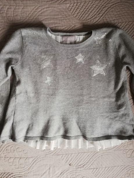 Boboli sweter bluzka 116