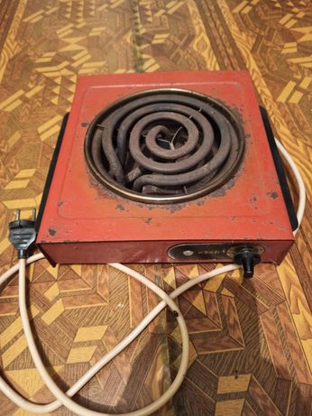 Электроплитка настольная ХЭЛП-1 на 1 комфорку