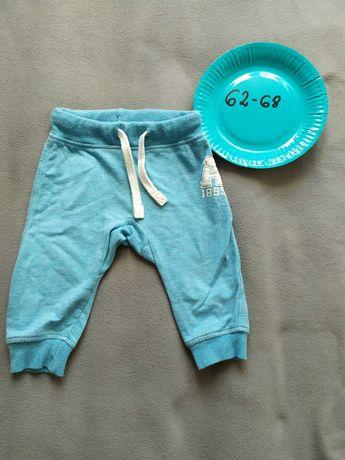 Spodnie dresowe 62-68
