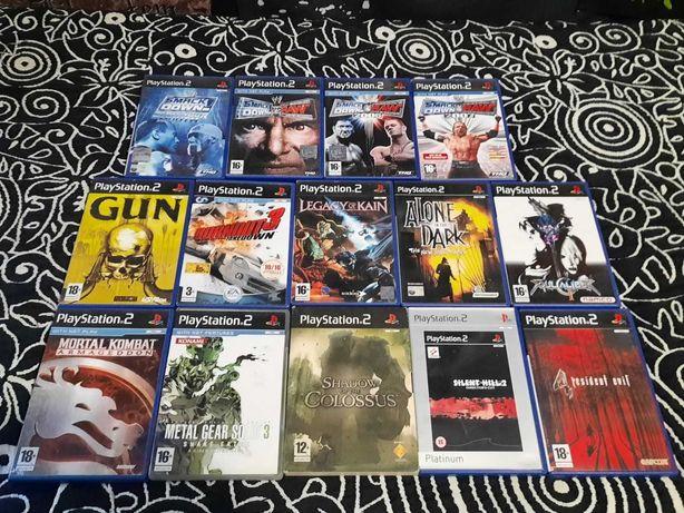PS2, Acessórios e Jogos raros PS2