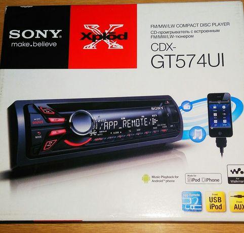 Sony CDX-GT574UI