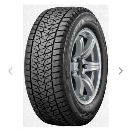 Зимові шини Bridgestone BLIZZAK DM-V2 (215/70R16 100S)