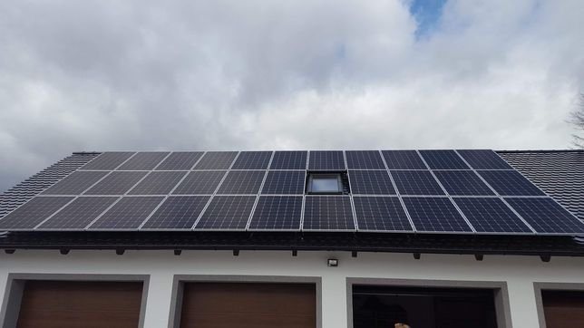 Instalacja fotowoltaiczna 10 kW
