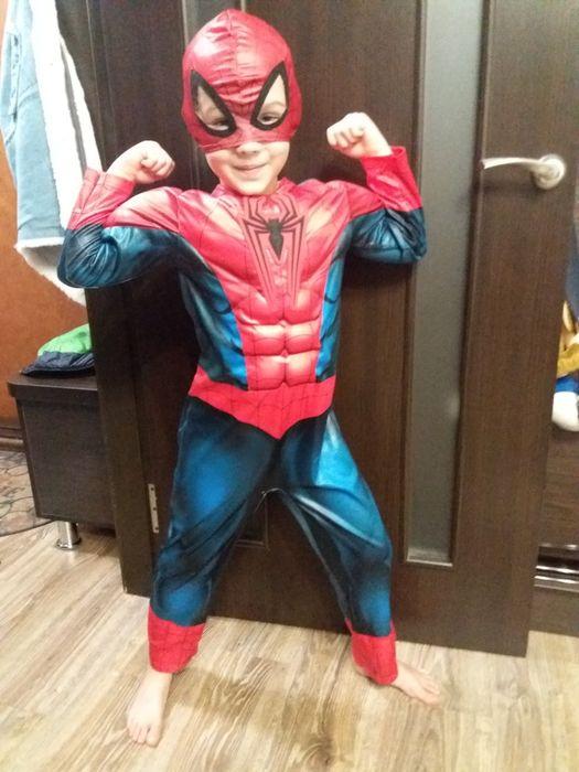 Прокат костюма  человек паук Черкассы - изображение 1