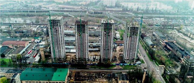 """ЖК""""Урловский 2"""" продам 1к квартиру в Дарницком районе  Клеманская."""
