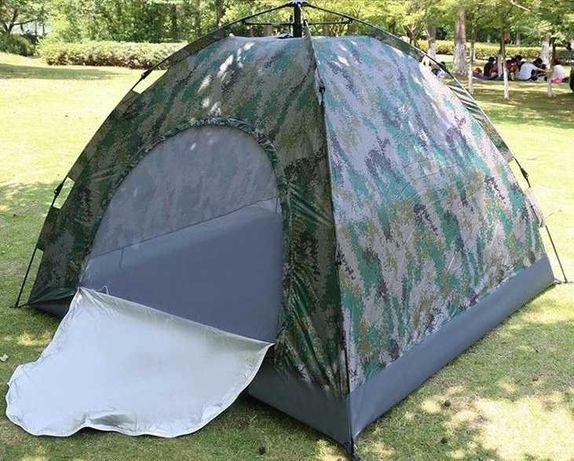 Палатка автоматическая 2х местная с рюкзаком автомат