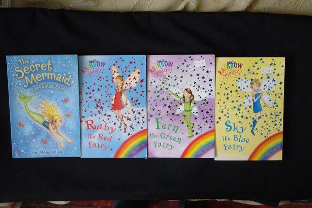 Книги на Английском для детей и взрослых