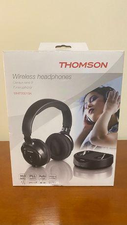 Słuchawki Thomson WHP3001BK