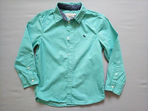Рубашки для мальчика 116-122 см, короткий и длинный рукав