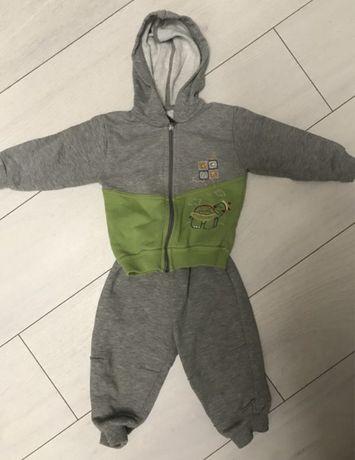 Детский костюм на мальчика Бома 3-6мес