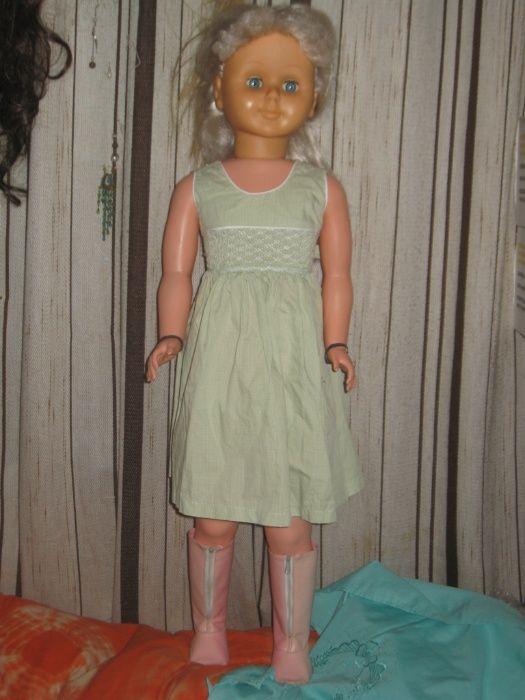 Большая кукла91см. ТS-32 Киев - изображение 1