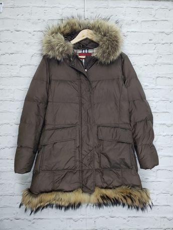 Куртка пуховик пальто Burberry  Maxmara moncler