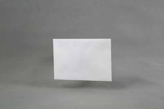Конверт почтовый С6 (114х162), 0+0 чистый, отрывная лента 100 шт.