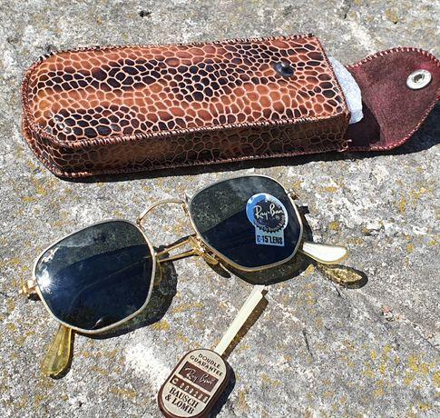 Vintage 80-90х USA Ray Banекскоюзив очки редкие модели,BL,ретро винтаж