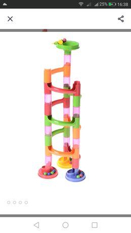 Конструктор Marble игрушка лабиринт горки