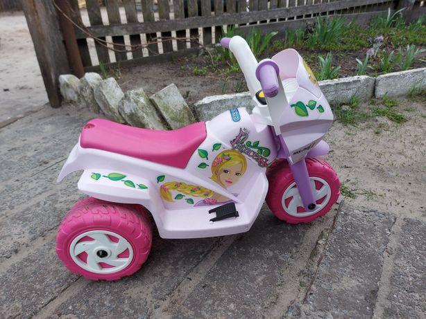 Продам детский электромотоцикл Peg Perego Princess