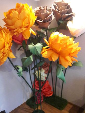 Ростовые цветы-850 грн