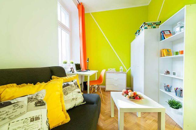 Pokój 1-os do wynajęcia - Gliwice CENTRUM (ul. Świętokrzyska)