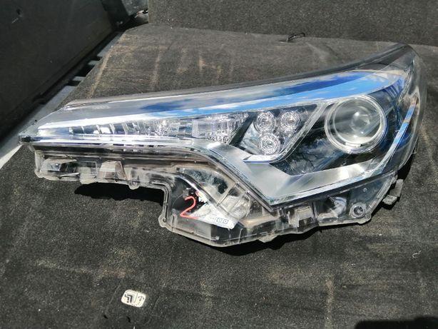 Lampa lewa przód Toyota CHR C-HR 81150-F4031-00