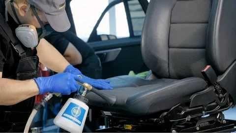 Химчистка салона авто, предпродажная подготовка