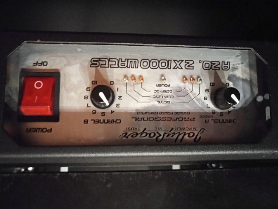 Jolly Roger A 20 - 2X1000 Watt - Polska produkcja - mega moc ! Świedziebnia - image 1