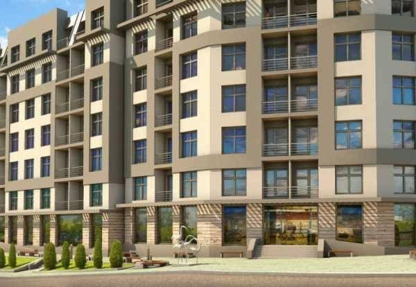 Продам однокомнатную квартиру 38 метров в новом доме на Долгой