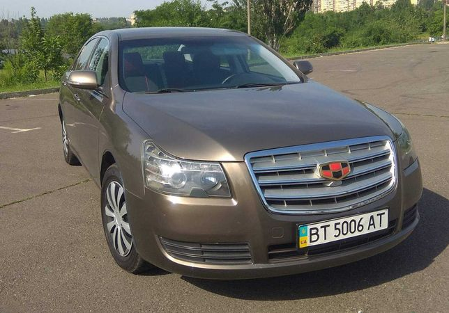 Geely Emgrand-8.