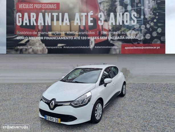 Renault CLIO 1.5 DCI VAN 90 CV GPS IVA A DEDUZIR
