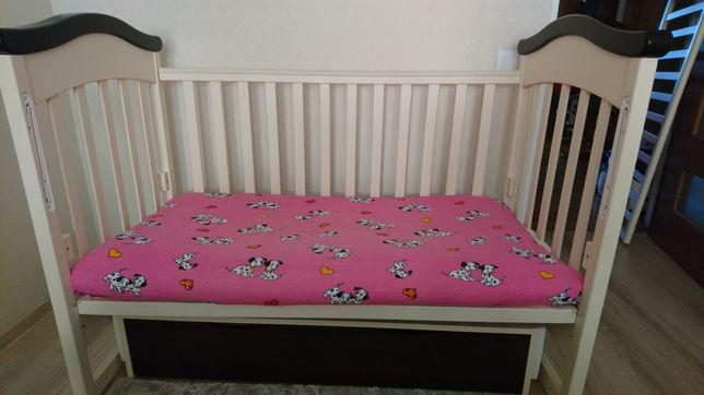Продам Дитяче ліжечко Angelo
