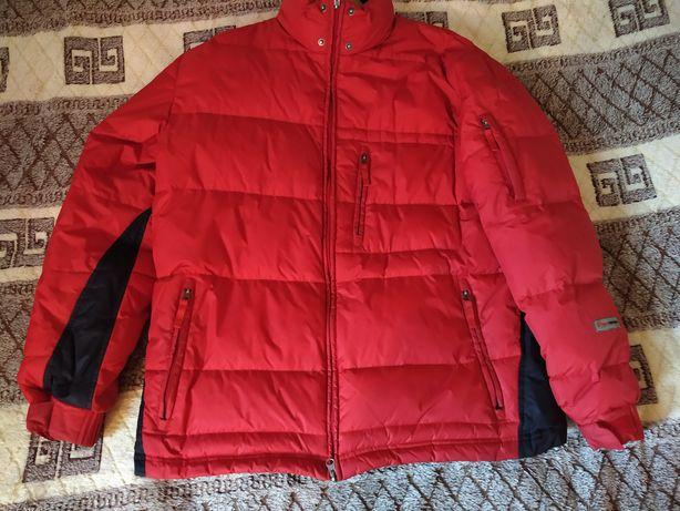 Пуховик Мужская куртка фирмы outdoor adventure зимняя