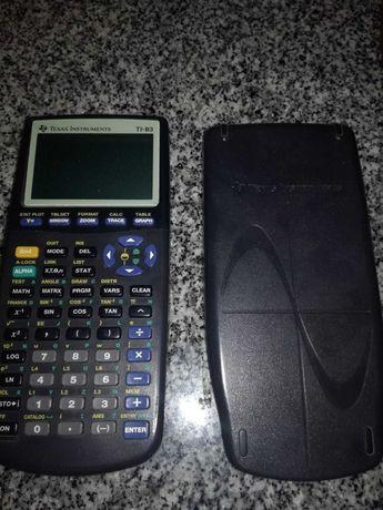 Calculadora Texas Instruments TI 83