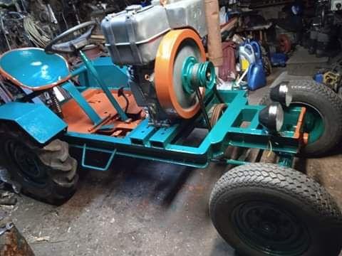 Traktorek SAM , silnik ES sprawny !!!