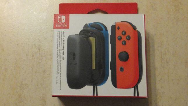 Nintendo Switch Carregador Oficial a Pilhas AA para Joy-Con (NOVOS)