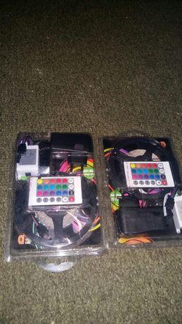 RGB LED продам різнокольорові світлодіодні ленти