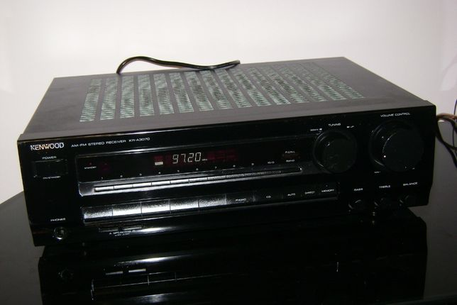 KENWOOD KR-A3070 Amplituner wzmacniacz stereo hi-fi Wysyłka