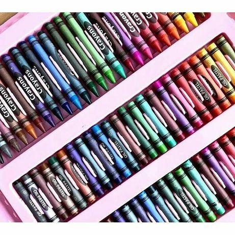 Художественный набор,art set,чемодан творчества,набор для рисования