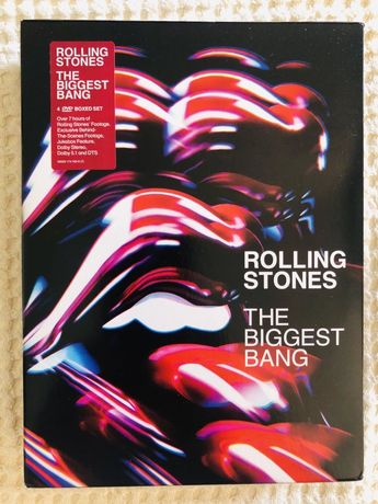 Rolling Stones the biggest bang