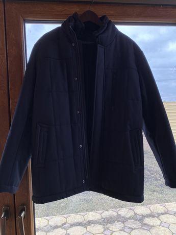 Продам мужскую теплую куртку!