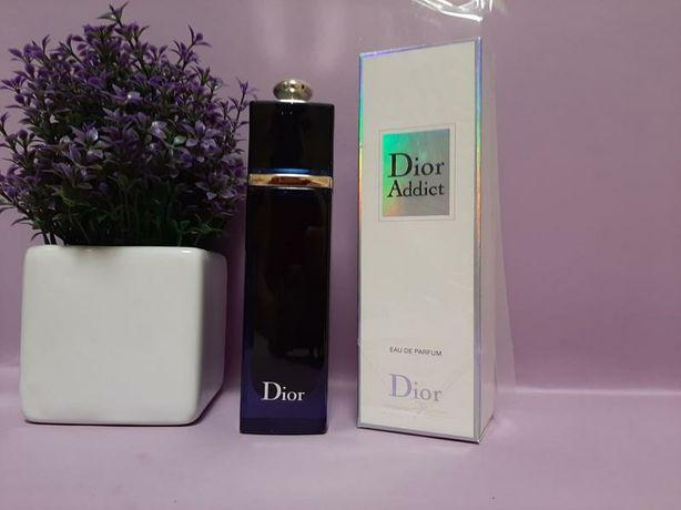 ОРИГИНАЛ НОВЫЙ 100 мл dior addict eau de parfum