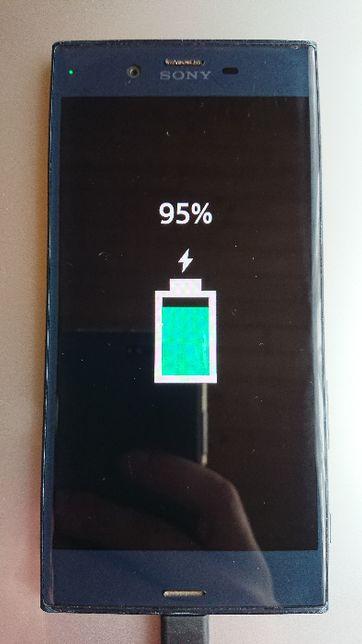 Smartfon Sony Xperia XZ niebieski F8331 całkowicie sprawny