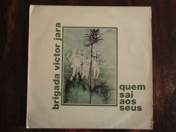 """Brigada Victor Jara - Quem Sai Aos Seus """"LP"""" PORTES GRATIS"""