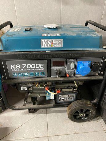 Generator Prądu KS 7000 E